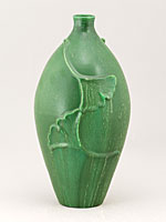 Gingko Bottle Vase